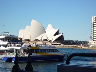 国際大会 2014年6月 シドニー