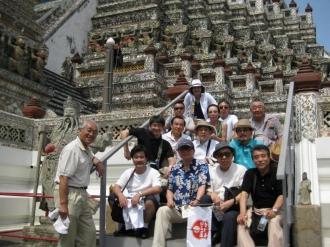 国際大会 2012年5月 バンコク