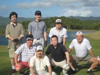 2009年度 ゴルフ同好会